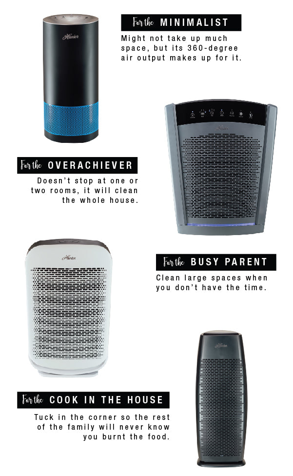 Hunter Holiday Air Purifier Gift Guide