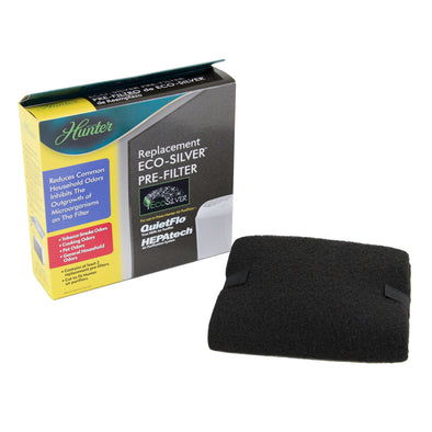 Hunter 30601 EcoSilver Universal Pre-Filter Replacement
