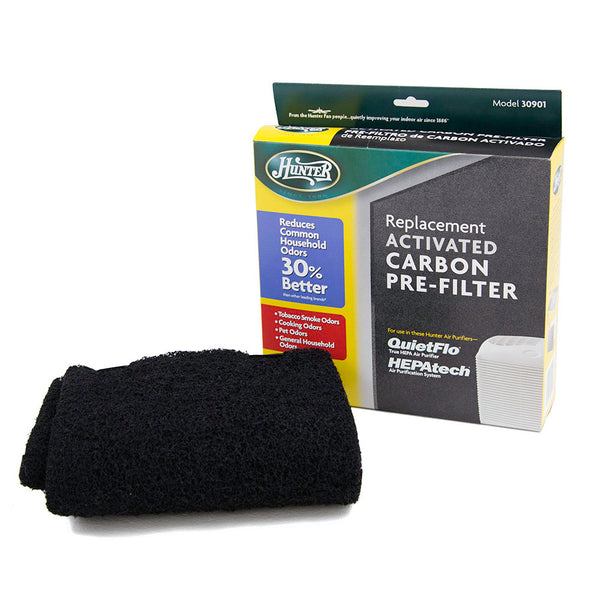 Hunter 30901 Carbon Universal Replacement Air Purifier Pre-Filter