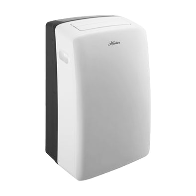 Hunter HPAC-08C150 8,000 BTU Portable Air Conditioner Angle