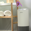 Hunter HP400 Cylindrical Tower Air Purifier for Bathrooms