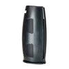 Hunter HP600 Tall Tower Air Purifier, Black, Left