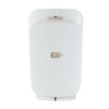 Hunter HP700 Medium Console Air Purifier, White, Back