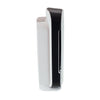 Hunter HP700 Medium Console Air Purifier, White, Left