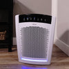 Hunter HP800 Multi-Room Large Console Air Purifier, With LED Accent Light