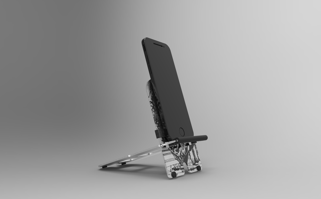 Axis Phone Stand