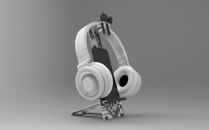 Axis Headset Stand