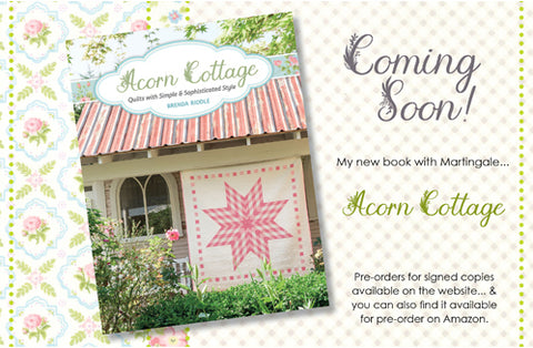 Acorn Cottage - coming soon pre-order