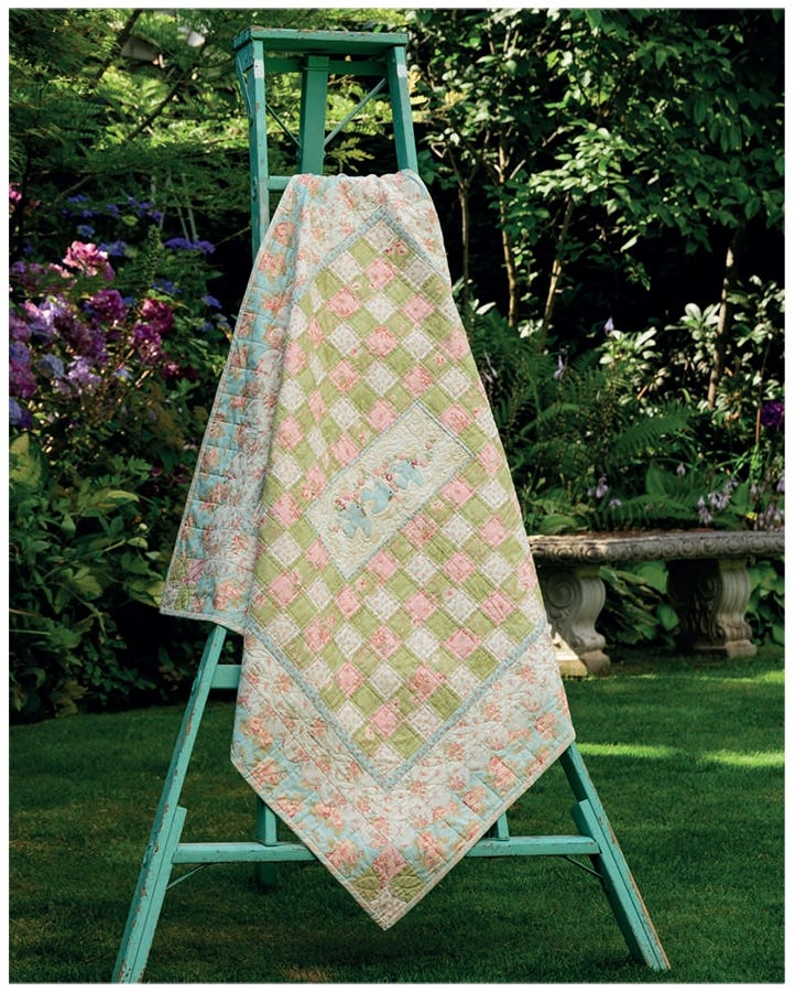 Acorn Cottage -  Quilts with Simple & Sophisticated Style