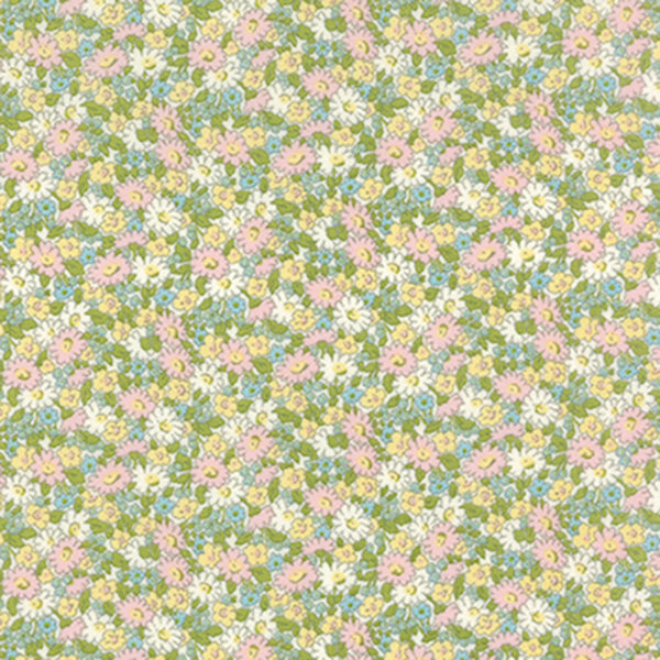 Ambleside Tiny Floral - Linen White