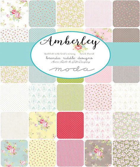 Amberley Mini-Charm Pack