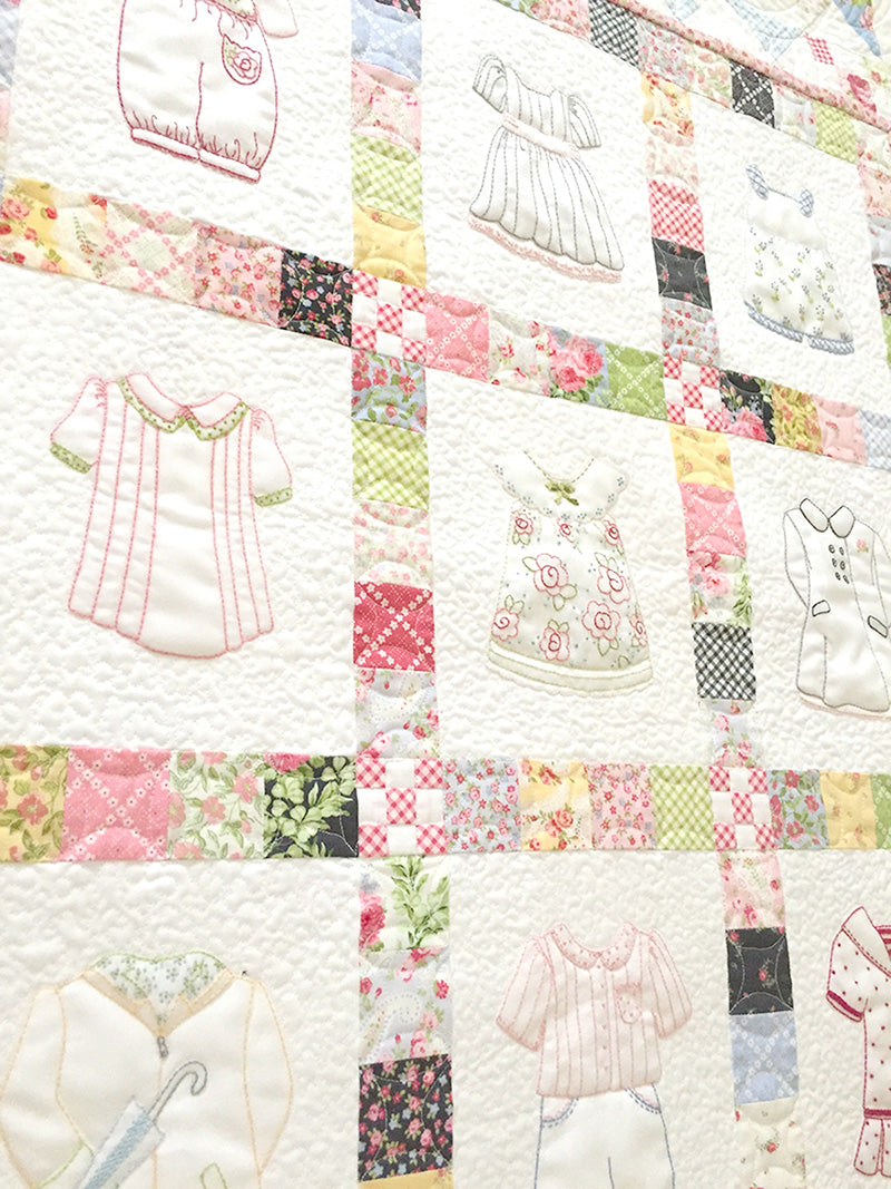 Betsy's Closet - In Stitches  -  paper pattern