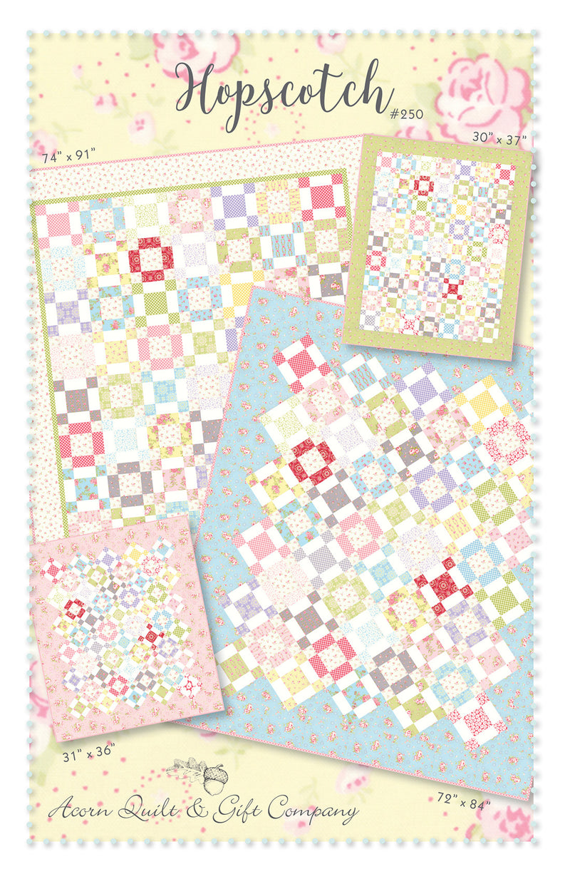 Hopscotch - PDF pattern