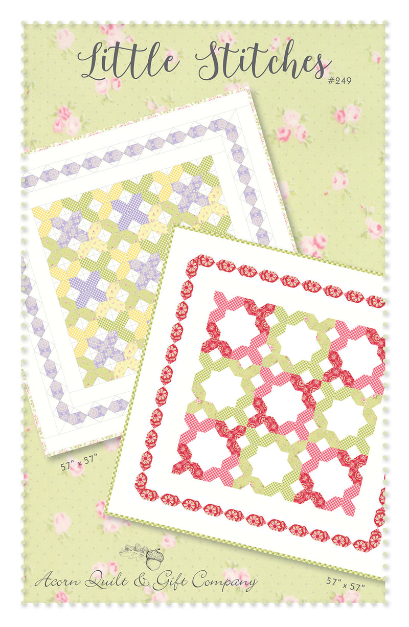 Little Stitches - paper pattern
