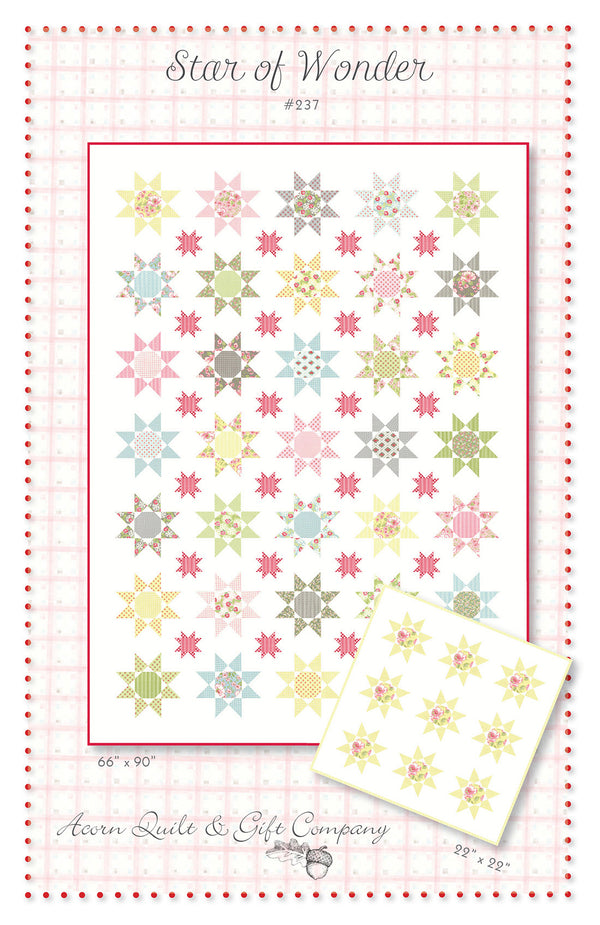 Star of Wonder - paper pattern