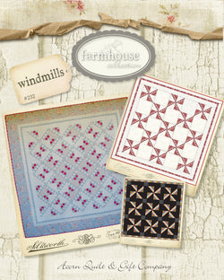Windmills - PDF pattern