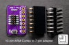 JTAG/SWD 0.1in Breakout Adapter Board Kit