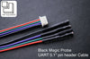"Black Magic 0.1"" Pin Header Serial Cable"