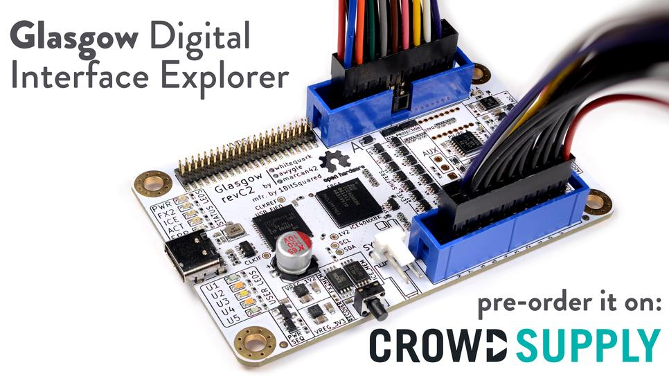 iCEBreaker FPGA Dev Board Crowd Supply Pre-Order