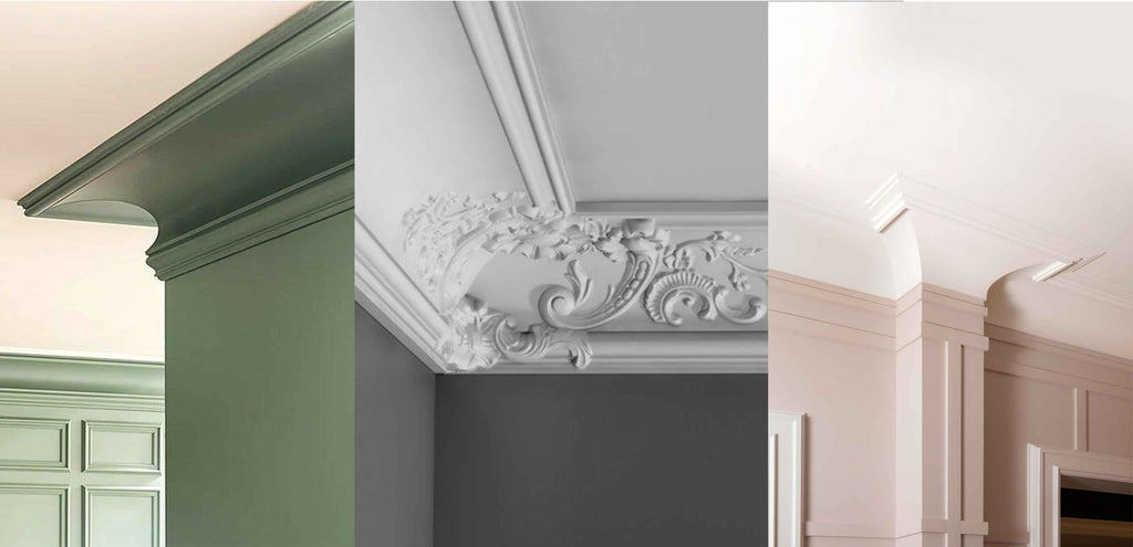 What is the difference between cornicing and coving?