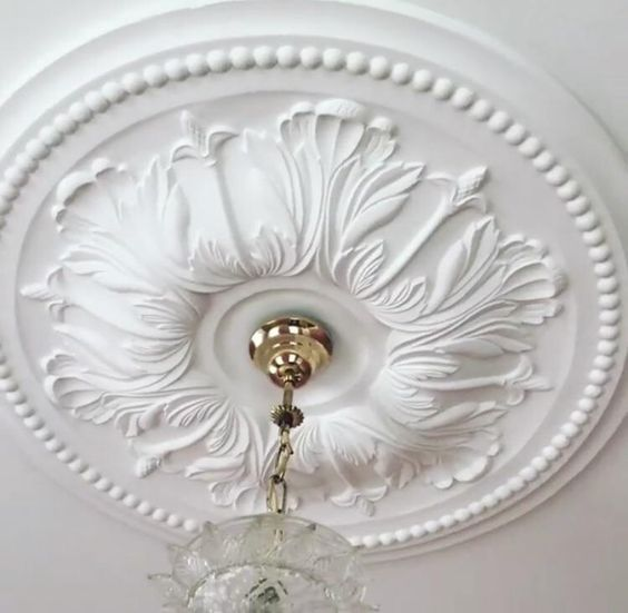 The Ceiling Rose Collection