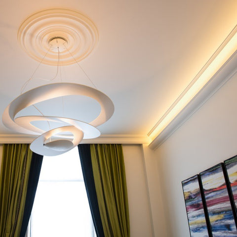 lightweight ceiling rose from LL Company
