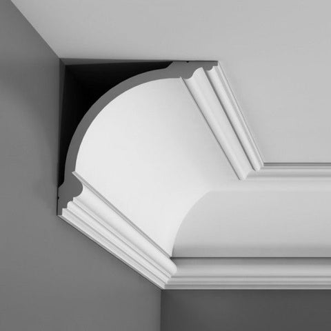 What is the difference between cornice and coving? Explained by The Library Ladder Company