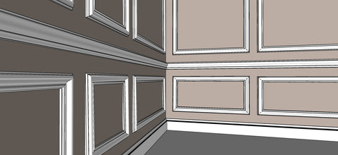 CAD room designs from the library ladder company