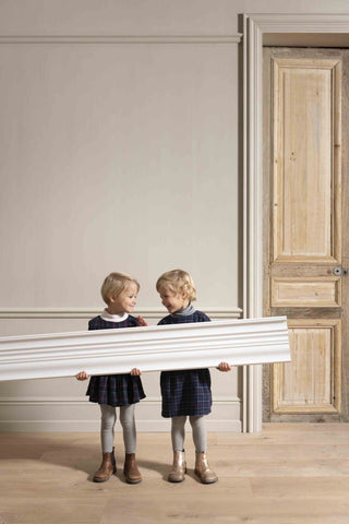lightweight wall panelling and mouldings