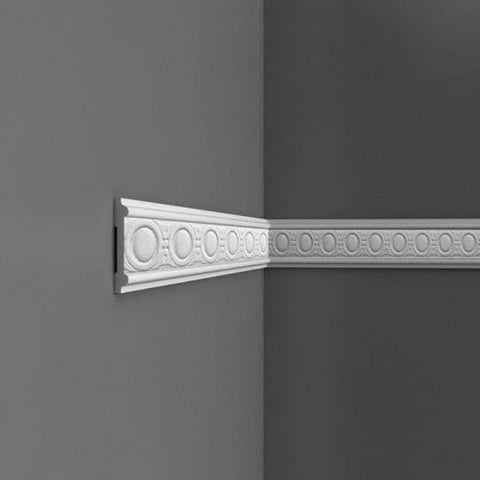 No.7030 dado rail moulding from the library ladder company