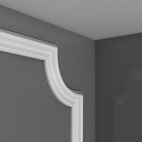No.801c corner cornice moulding from the library ladder company
