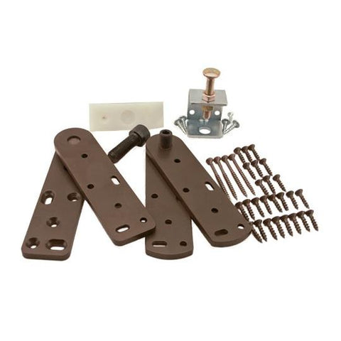 Invisidoor hinge kit by the library ladder company