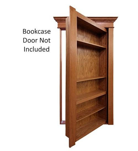 Invisidoor Hinge Kit from the library ladder company