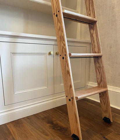 Library ladder from the library ladder company