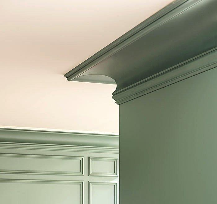 HERITAGE CORNICE MOULDING - No.342   (Medium)