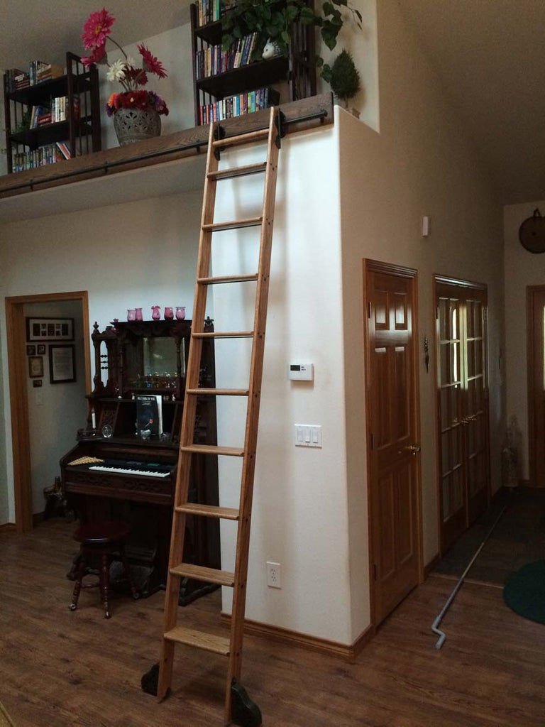Bespoke Height Ladders | 4ft - 14ft Tall