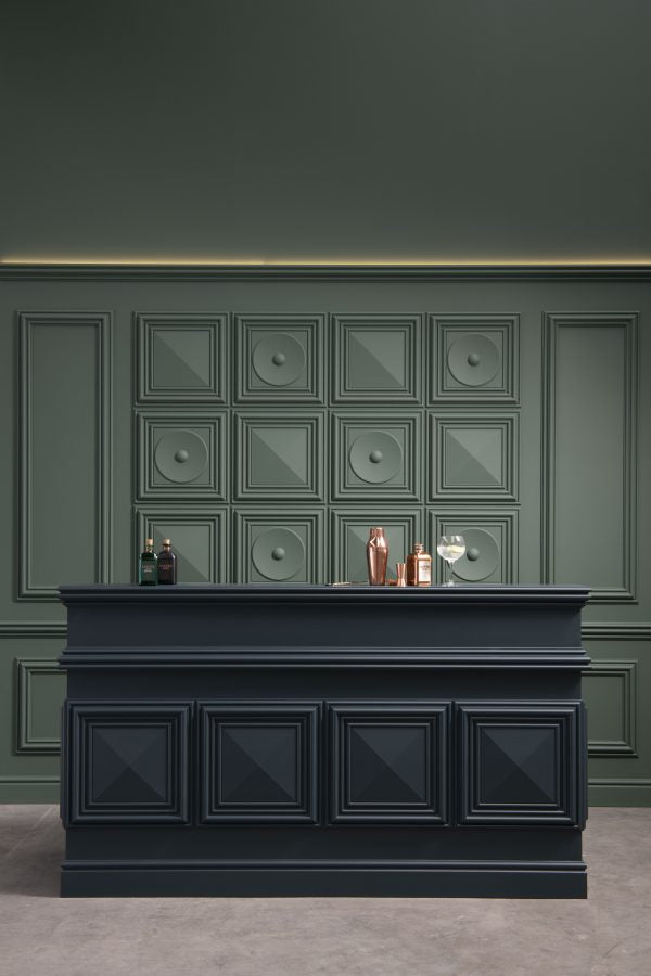 Wall Panel Insert No.123 - Shaker