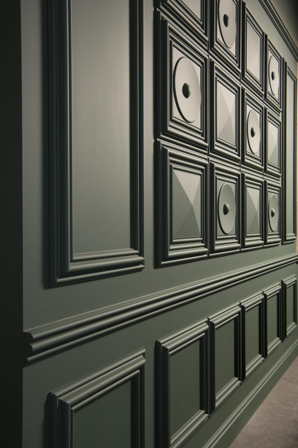 Wall Moulding - No. 4025