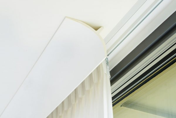 PLAIN CORNICE RANGE - No.991 - Curtain