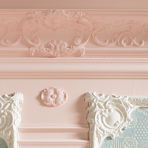 WALL MOULDING - No. 3020a Decorative Corner