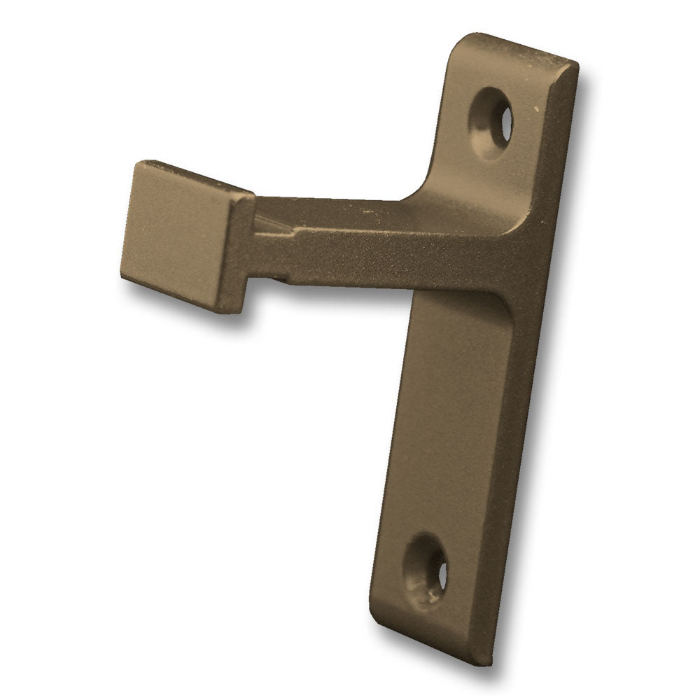 Vertical Roller Bracket (For rolling ladder hardware)