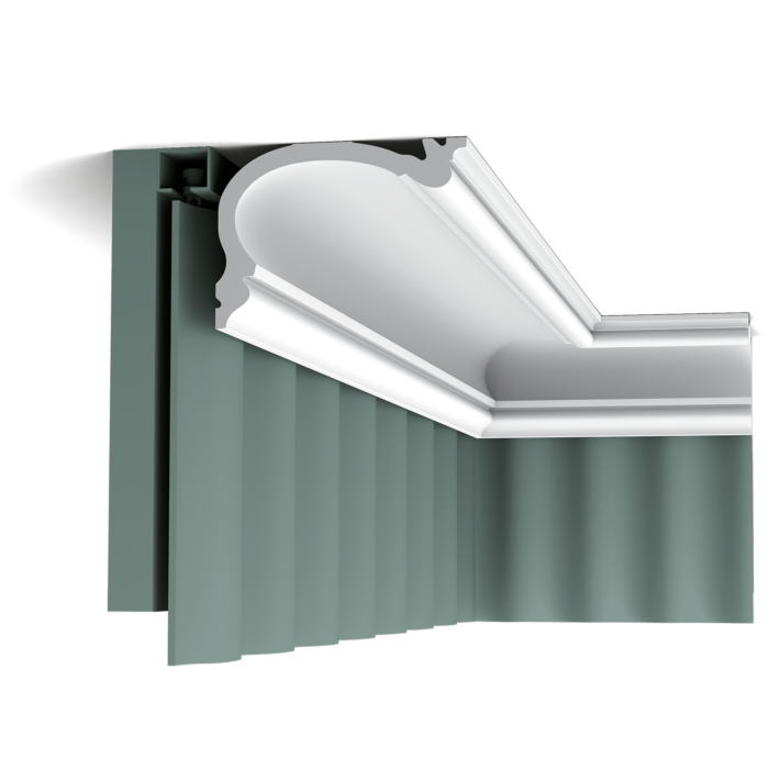 HERITAGE CORNICE MOULDING - No.341     (Small)