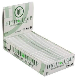 High Hemp King Size Papers (25 Count)