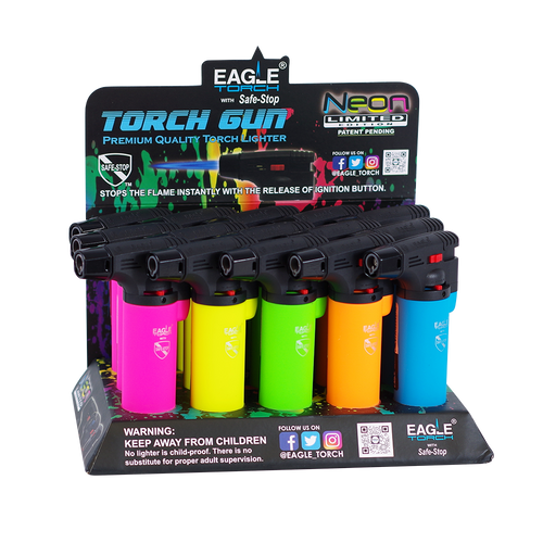 Eagle Torch Neon Limited Edition 4