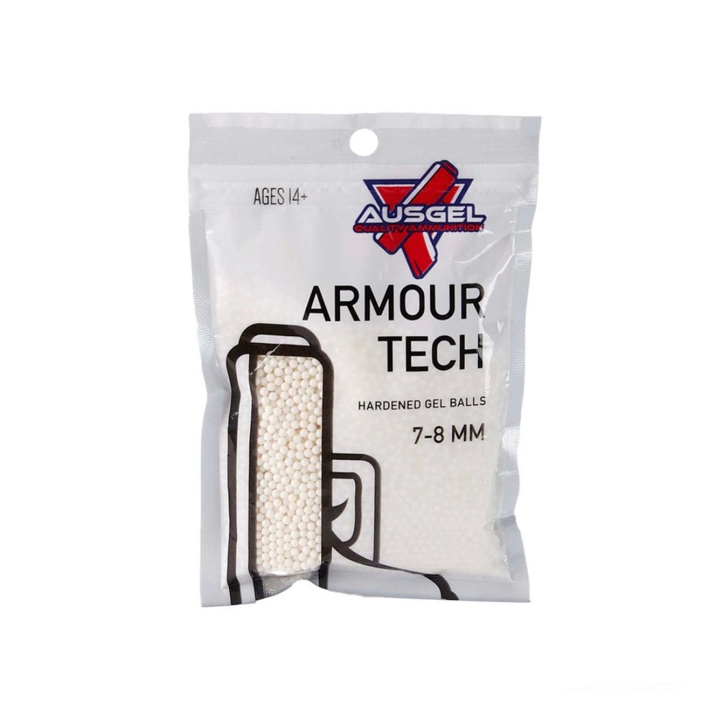AUSGEL Armour Tech Hardened Milky Gels - For Toy Gel Blaster