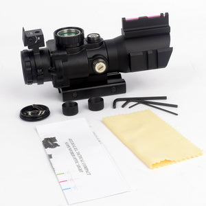 ACOG 4x32 Fibre Optic Scope - For Toy Gel Blaster