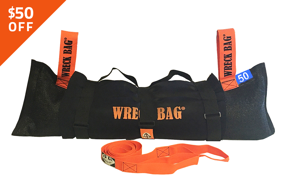 50lb Wreck Bag Bundle