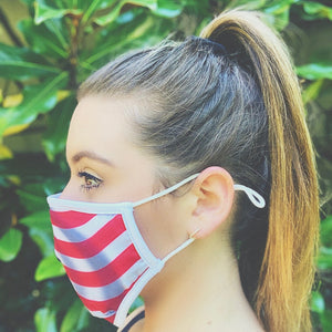 Personal Protection American Flag Mask
