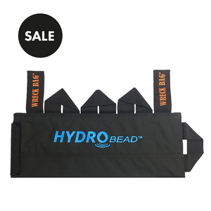 HydroBead Bag - Portable, Customizable Water Bag (Not Pre-Filled)