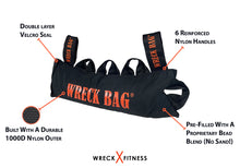 Load image into Gallery viewer, Wreck Bag XT - Pre-Filled Functional Fitness Weighted Bag